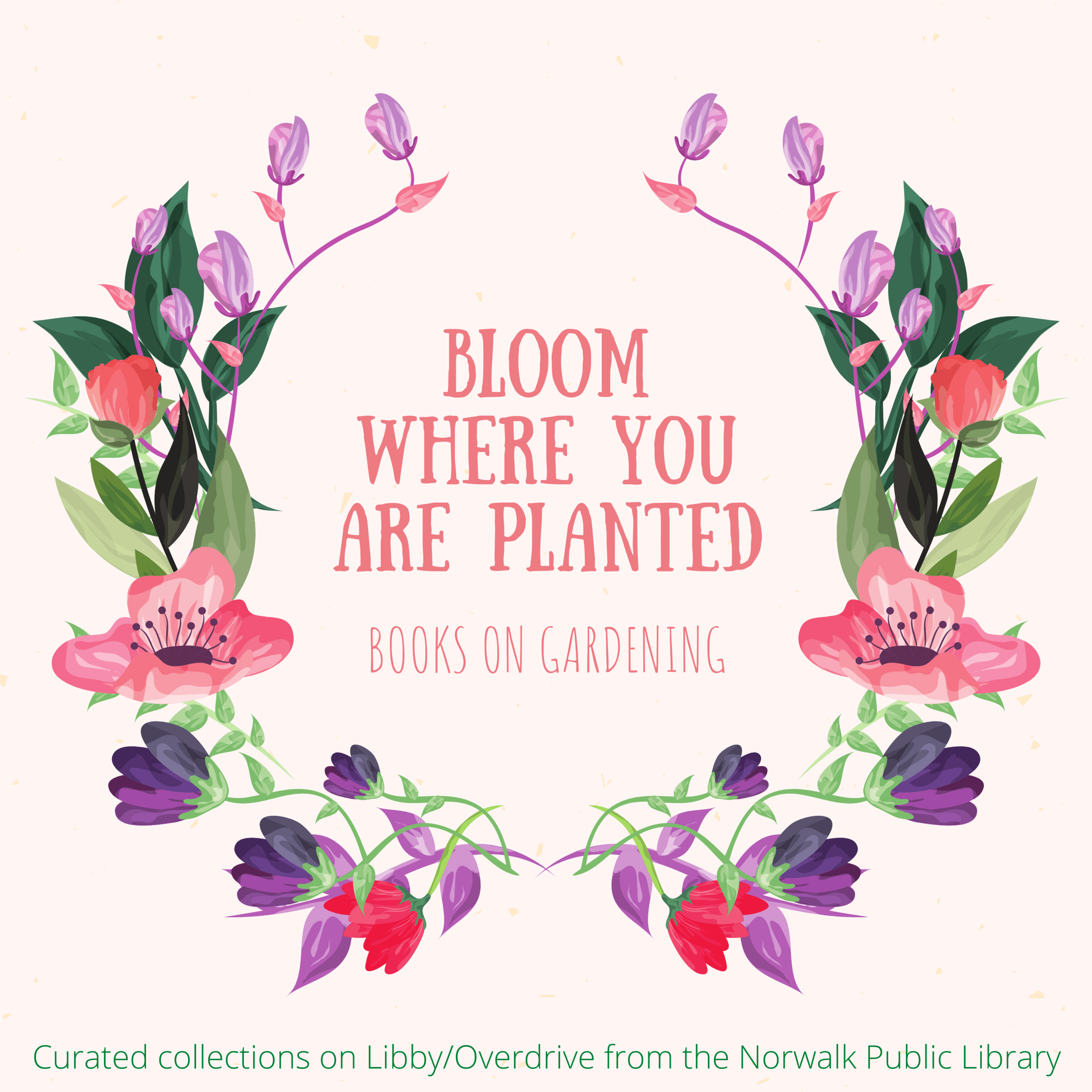 bloom where you are planted Opens in new window
