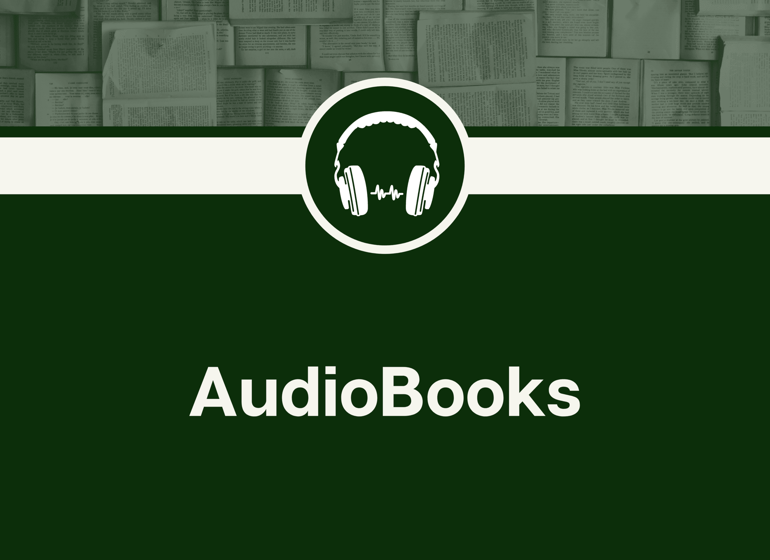 audiobook digital Opens in new window